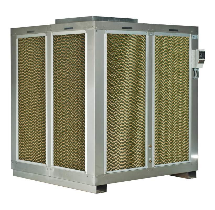 Evaporatif Soğutma Cihazı